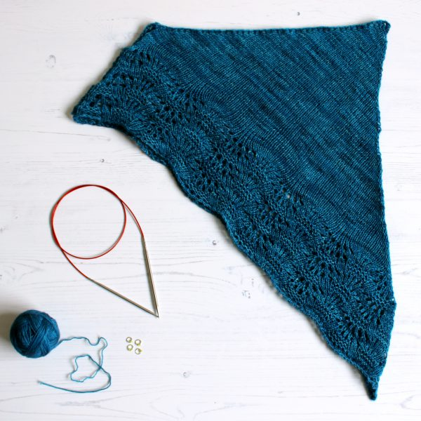 Showing the shape of A' Mhuir